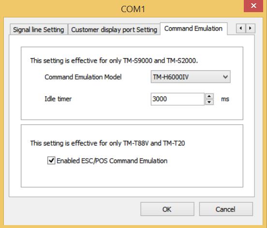 Epson TM Virtual Port Driver » KORONA pos Manual